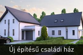Sopronban a Kutyahegyen ikerház ELADÓ